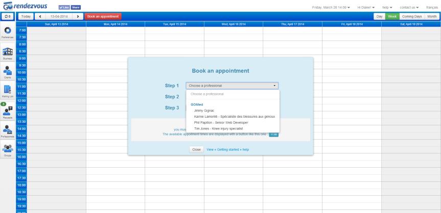 ClientBookingStartView_en