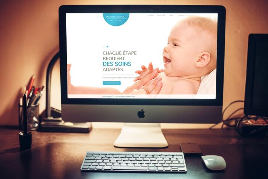Faites bonne impression grâce à votre siteweb